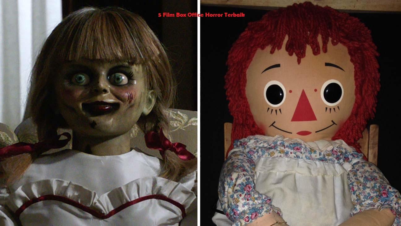 5 Film Box Office Horror Terbaik