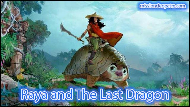 Fakta Menarik Film Terbaru Disney, Raya and The Last Dragon