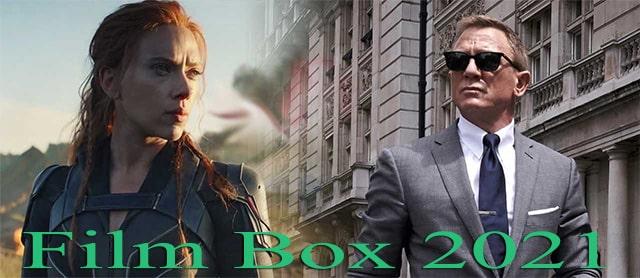 Film Box Office 2021 Terbaru Tak Boleh Dilewatkan