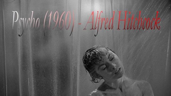 Film Horor Psycho Hasil Sutradara Alfred Hitchcock